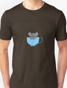The Elephant's House is a Teacup Unisex T-Shirt