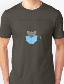 The Elephant's House is a Teacup T-Shirt