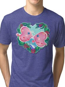 PKM Lovely Luvdisc Tri-blend T-Shirt