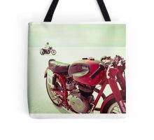 Just Add Salt, Motorcycles and Sun Tote Bag