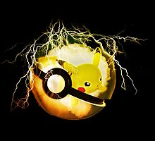 Pikachu | Pokeball Insider by AbubakrSenpai