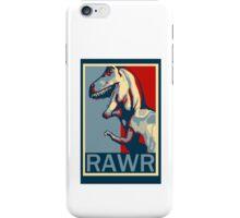 RAWR! American TREX Hope Spoof iPhone Case/Skin
