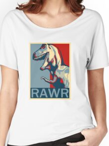 RAWR! American TREX Hope Spoof Women's Relaxed Fit T-Shirt