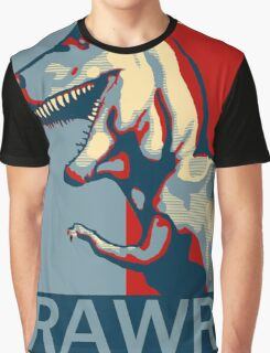 RAWR! American TREX Hope Spoof Graphic T-Shirt