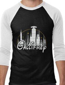 Gallifrey Men's Baseball ¾ T-Shirt