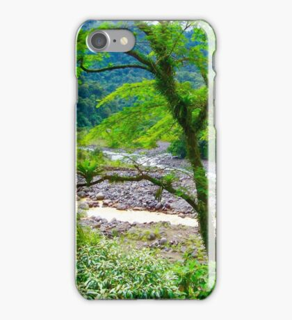 Nature's promise iPhone Case/Skin