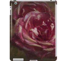 Vintage Rose iPad Case/Skin