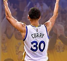 Stephen Curry by JDew15