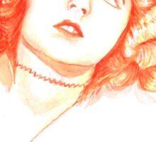 Clara Bow Sticker