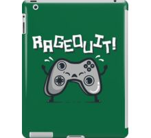 Ragequit iPad Case/Skin