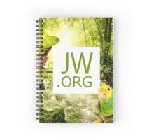 JW.ORG (Forest) Spiral Notebook