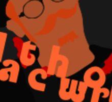 Steam Powered Hatchworth sticker Sticker