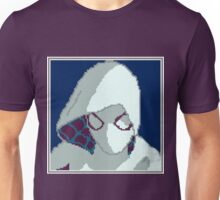 Pixel Spider-Gwen Unisex T-Shirt