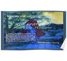 The Legend of Sleepy Hollow Exposition Poster