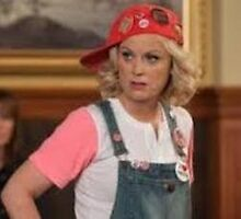 Leslie Knope Parks and Recreation by lgeldziler