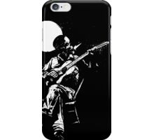 Cold Was The Ground iPhone Case/Skin
