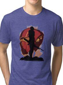 Commander Shepard Tri-blend T-Shirt