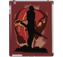 Commander Shepard iPad Case/Skin