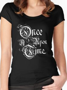 Once Upon A Time 2 Women's Fitted Scoop T-Shirt