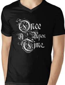 Once Upon A Time 2 Mens V-Neck T-Shirt