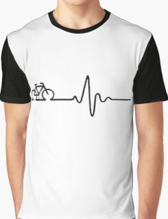 cardio cycling Graphic T-Shirt