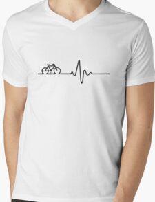 cardio cycling Mens V-Neck T-Shirt