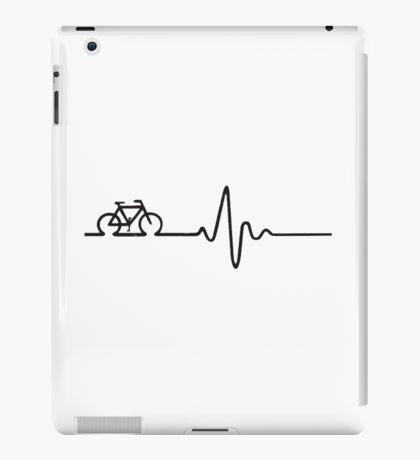 cardio cycling iPad Case/Skin