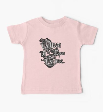 Once Upon A Time 3 Baby Tee