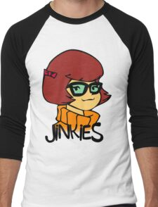 Velma Men's Baseball ¾ T-Shirt