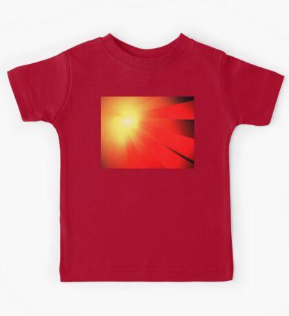 Comet Rays Kids Tee