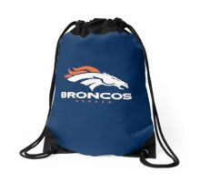 Broncos Drawstring Bag