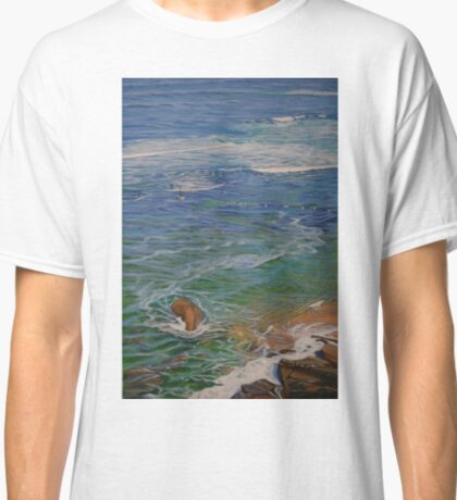 Perfect Day II - Bar Beach, Australia Classic T-Shirt