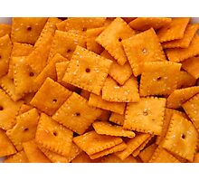 Cheez Its Photographic Print