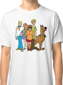 Scooby Gang Classic T-Shirt