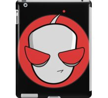 Gir Reporting for Duty! iPad Case/Skin