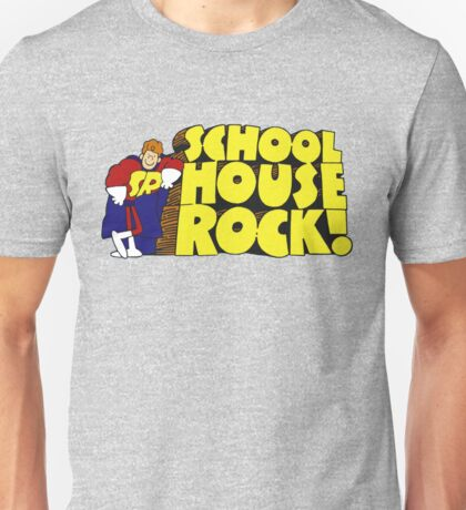 Schoolhouse of Rock Unisex T-Shirt