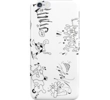 bts|bangtan :: CARTOON DOODLES PHONE CASE VER.2 iPhone Case/Skin