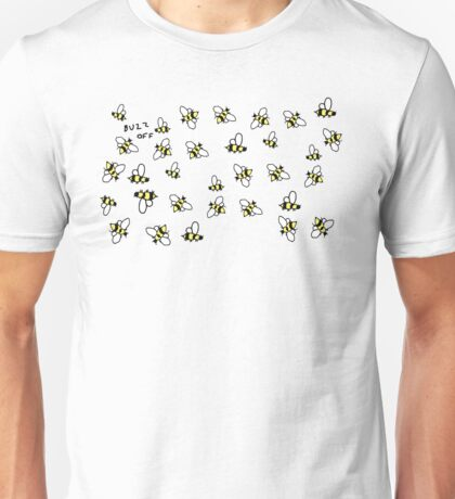 Buzz Off Bees Unisex T-Shirt