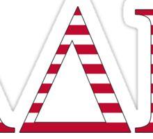 Alpha Delta Pi - USA Sticker