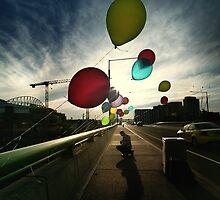 A Prayer on a Bridge by mugley