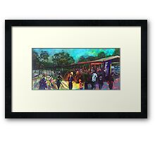 Australia Day - Agnes Water Tavern  Framed Print