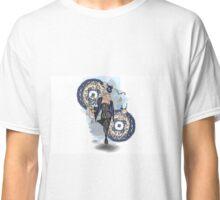 Clock Rabbit Classic T-Shirt
