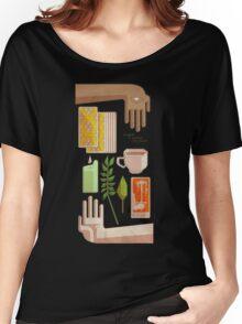 Tarot - Passé, présent et futur Women's Relaxed Fit T-Shirt