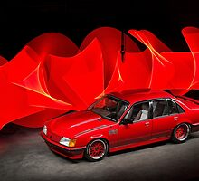 Mario Attard's Holden VH SS Commodore by HoskingInd