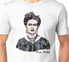 Frida Kahlo Unisex T-Shirt