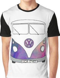 volkswagen bus Graphic T-Shirt