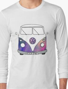 volkswagen bus Long Sleeve T-Shirt