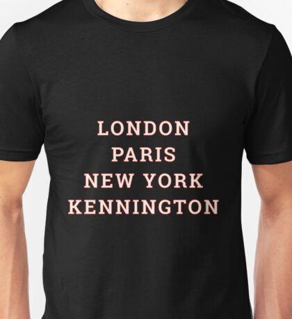 Big Cities Clobber Kennington Unisex T-Shirt