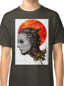 just a ghost in the shell Classic T-Shirt