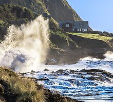 Explosive Wave! by Jim Stiles
